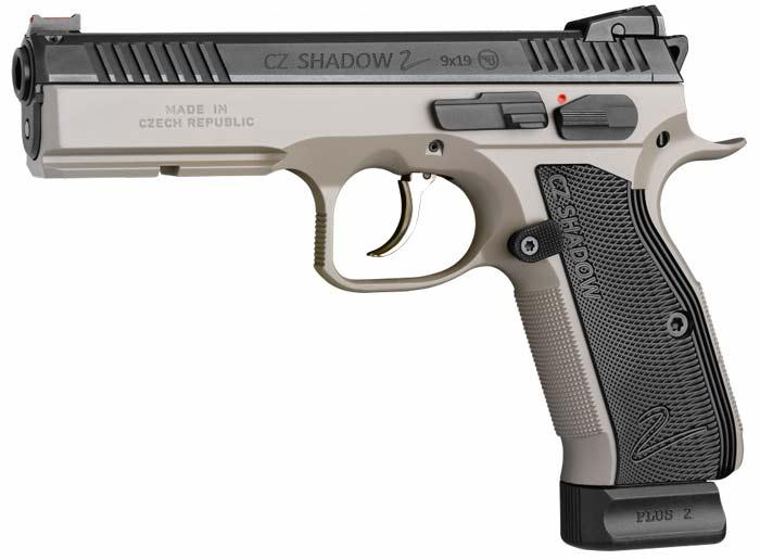 Пистолет CZ 75 Shadow 2