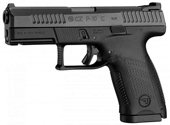 Пистолет CZ P-10 C