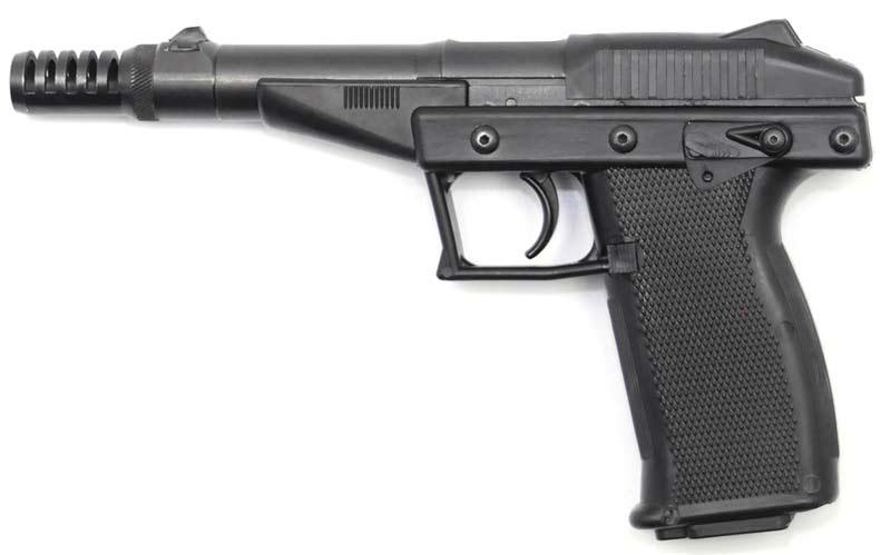 Пистолет Grendel P-30