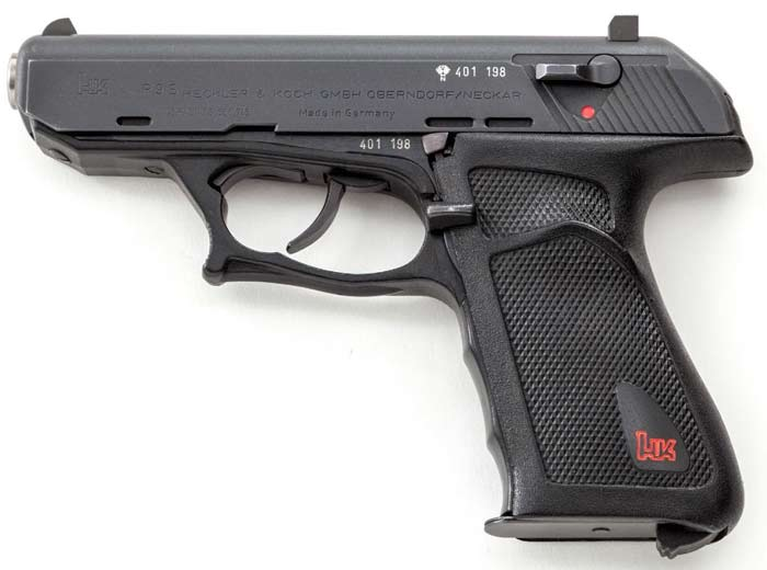 Пистолет Heckler & Koch P9S