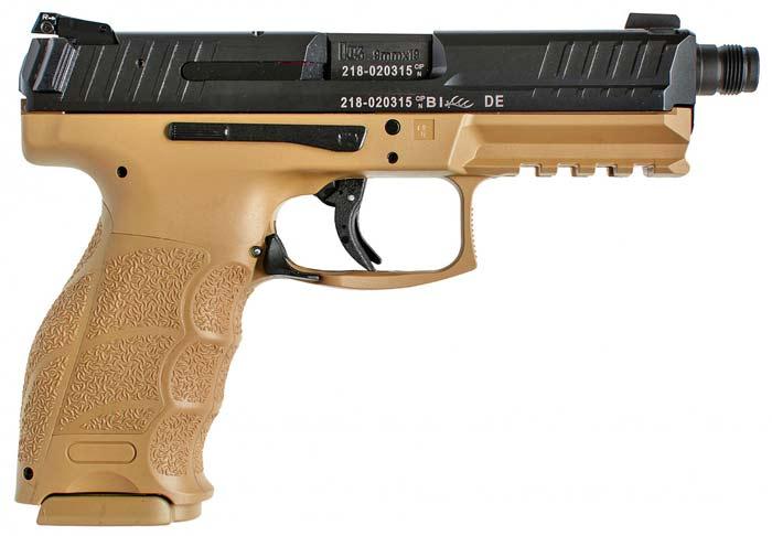 Пистолет Heckler & Koch SFP9 SF SD