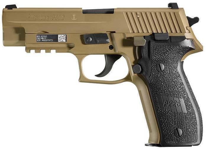 Пистолет Sig Sauer P226 Mk25