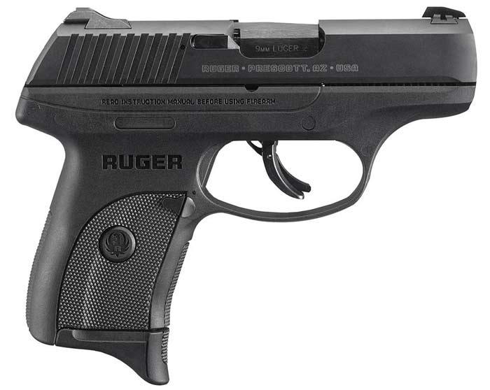 Пистолет Ruger LC9S