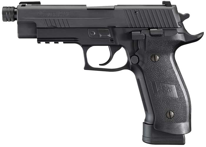 Пистолет Sig Sauer P226 Tacops
