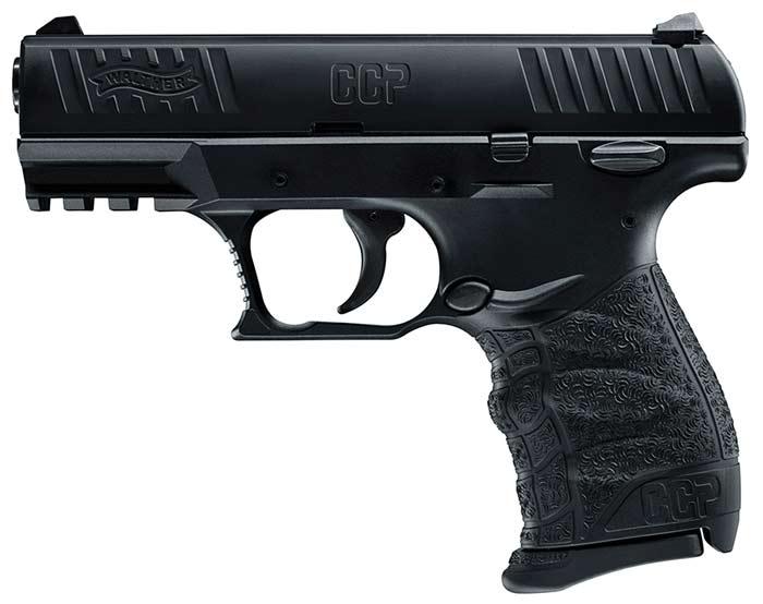 Пистолет Walther CCP