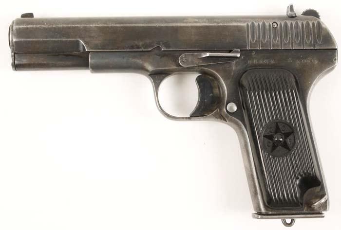 Пистолет ТТ-33