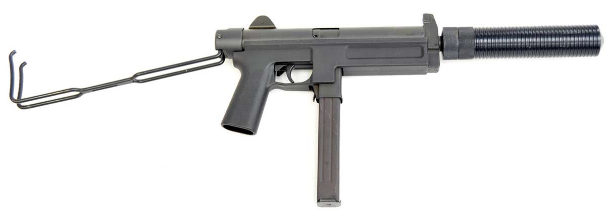 Пистолет-пулемет Arsenal Shipka