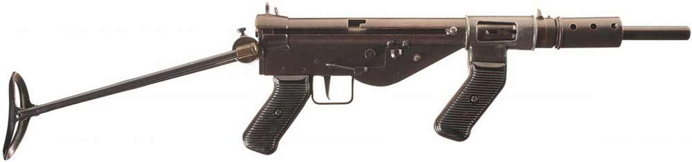 Пистолет-пулемет Austen