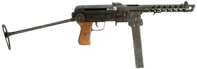 Пистолет-пулемет FNAB-43