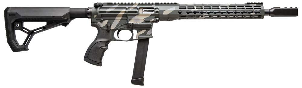 Пистолет-карабин STM-9
