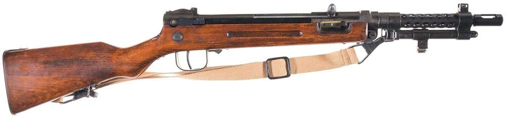 Пистолет-пулемет Type 100