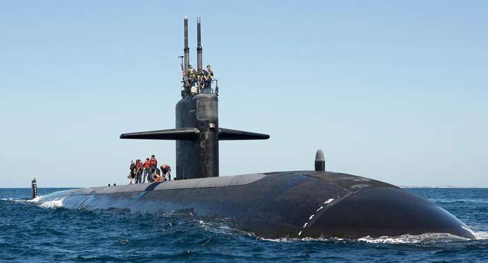 Подводные лодки типа Los Angeles class