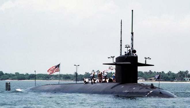 Подводные лодки типа Thresher/Permit class