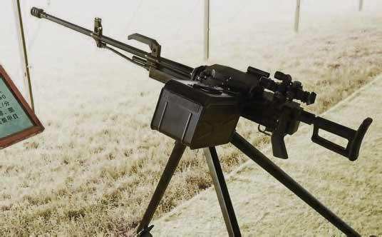 Крупнокалиберный пулемёт Type 89 (QJZ-89)