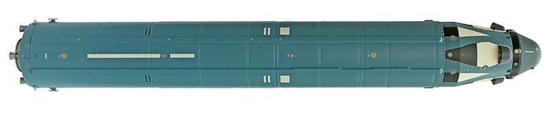 Баллистическая ракета 3М37 Р-29РМ
