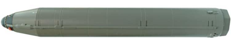 Баллистическая ракета 4К75 Р-29