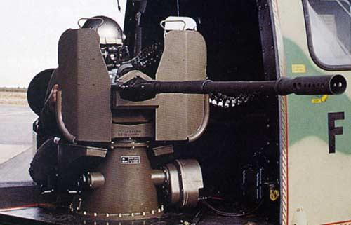 Авиационная пушка giat m621 франция