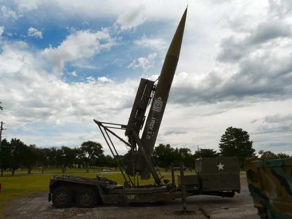 Баллистическая ракета MGM-29 Sergeant