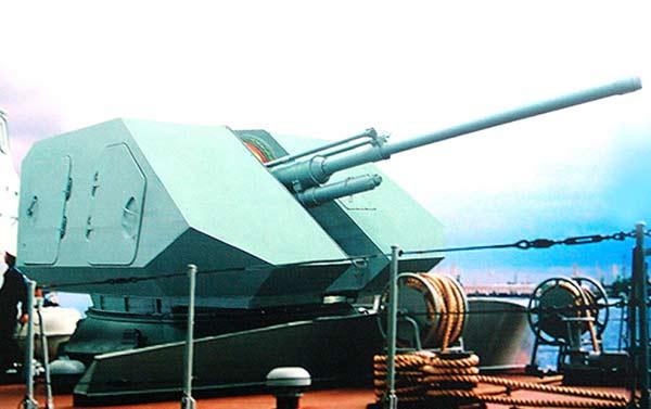 57-мм опытная корабельная артиллерийская установка А-220