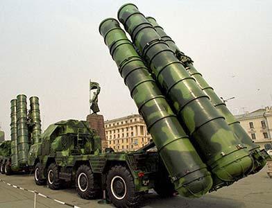 Зенитный ракетный комплекс С-300П / С-