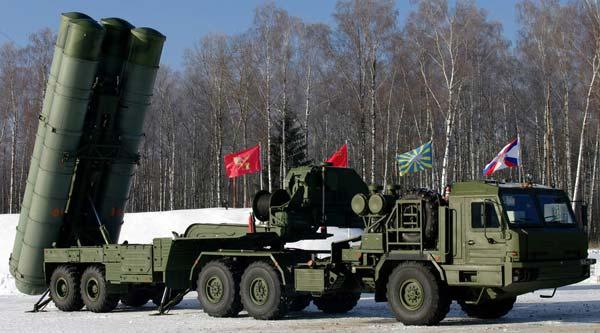 Зенитный ракетный комплекс С-