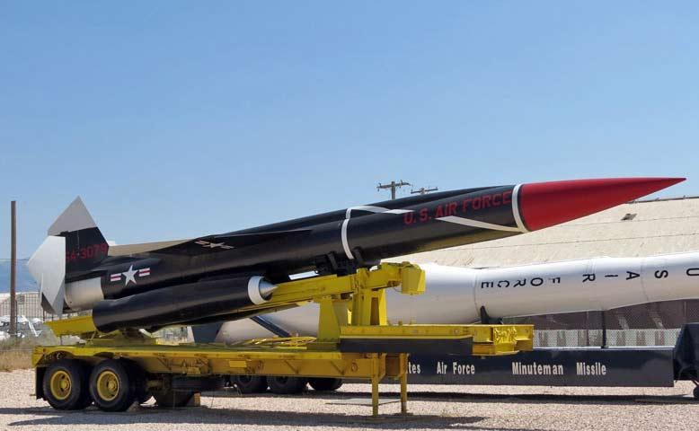 Зенитный ракетный комплекс Boeing CIM-10 Bomarc