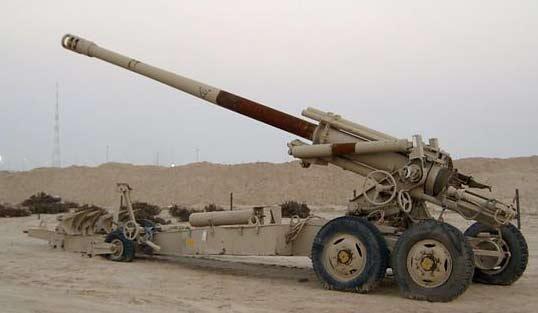 155-мм пушка-гаубица GC45
