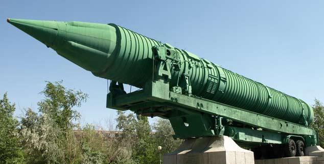 Межконтинентальная баллистическая ракета МР-УР-100, МР-УР-100 УТТХ