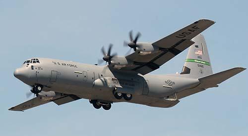геркулес с 130 самолет фото
