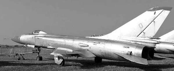 Перехватчик Су-15ТМ / Т-58ТМ
