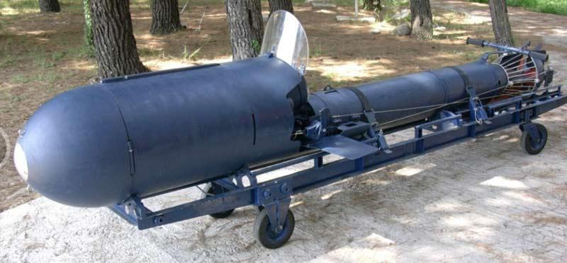 Подводные носители Ronilica R-1