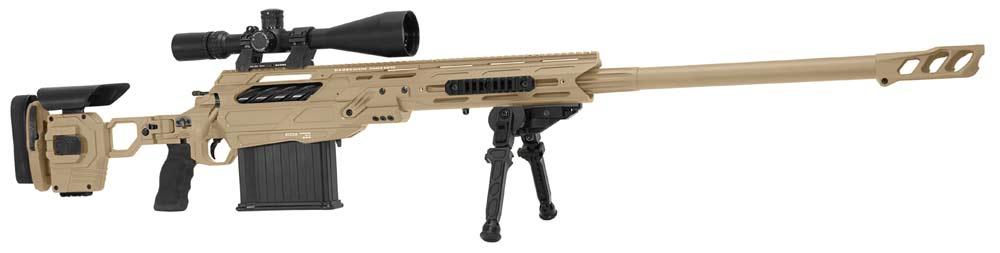 Снайперская винтовка Cadex CDX-50 Tremor