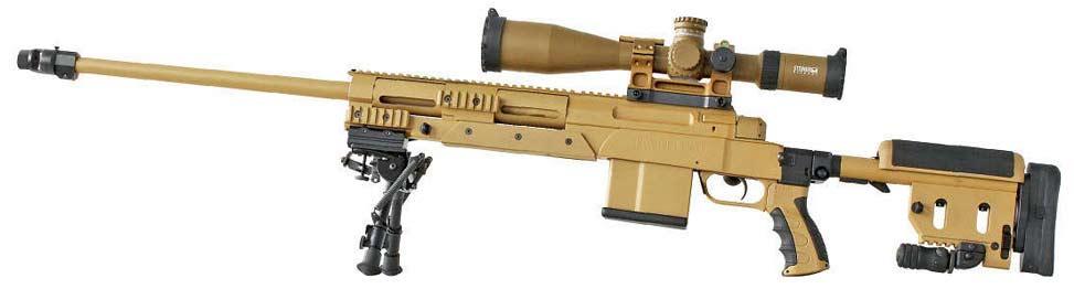Снайперская винтовка Haenel G29