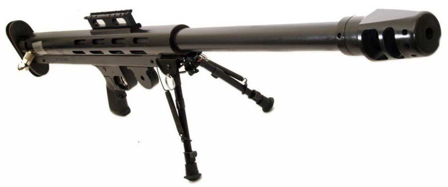 снайперская винтовка Lar Grizzly Big Boar 50bmg сша