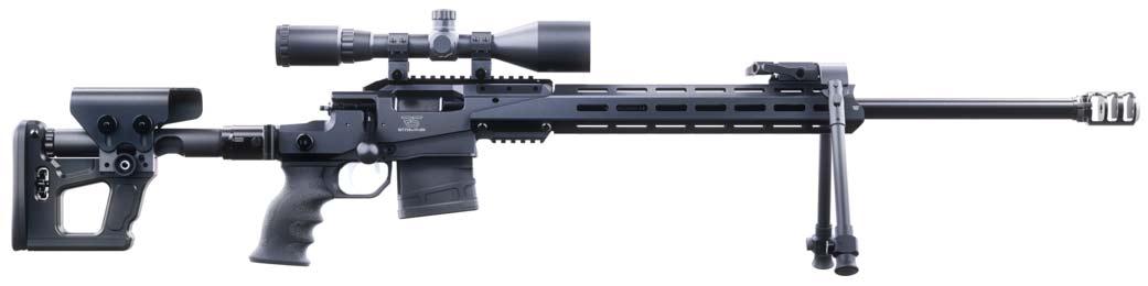 Снайперская винтовка Ritter & Stark SLX