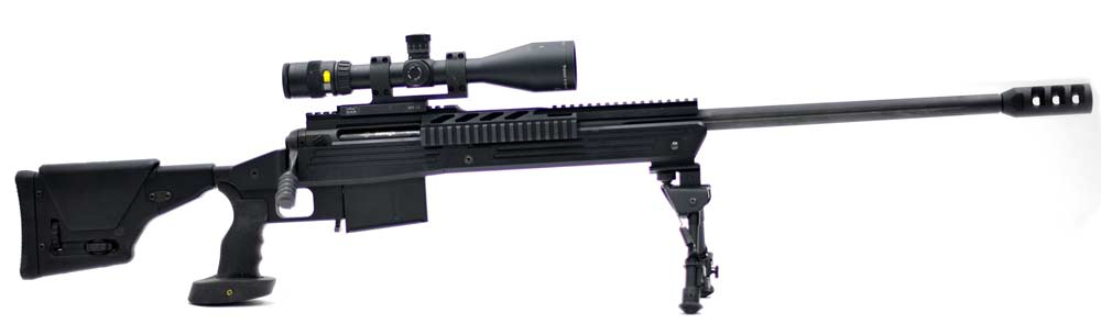 Снайперская винтовка Savage 110