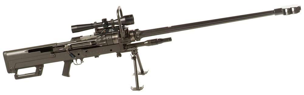 Снайперская винтовка Vidhwansak