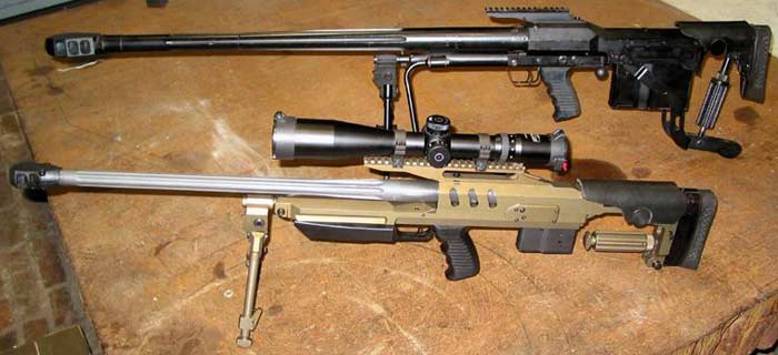 Снайперская винтовка wkw tor wilk