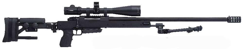 Снайперская винтовка Zastava LK M07 AS Match