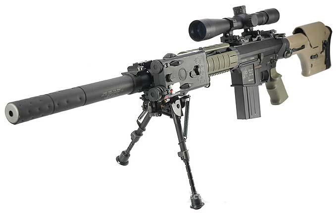Снайперская винтовка SR-