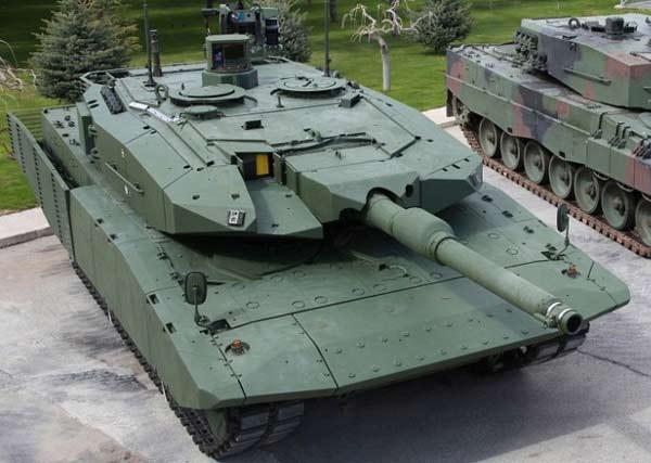 Основной боевой танк Leopard 2NG