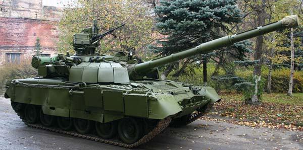 Основной танк Т-80БВ-РМ («Объект 219М»)