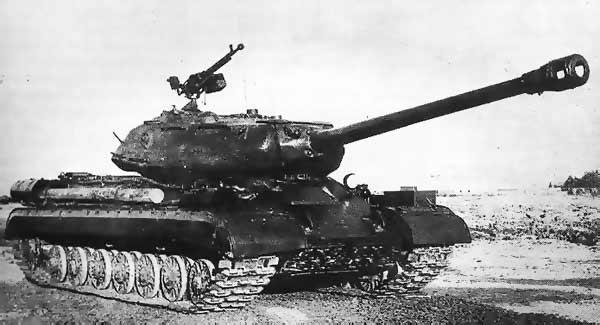 Тяжёлый танк ИС-4М