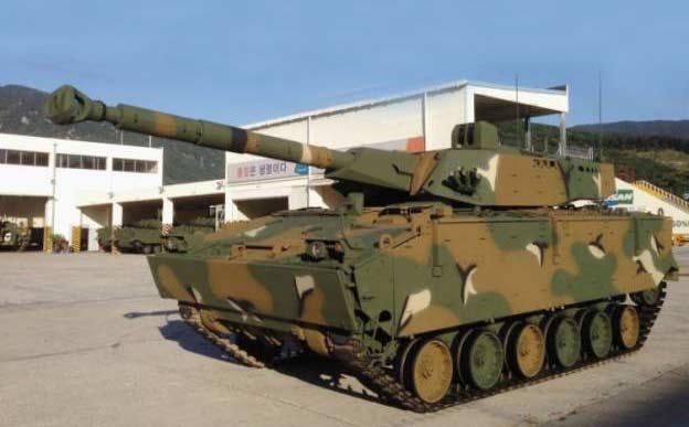 Средний танк K21-105