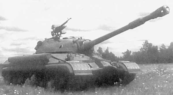 Тяжелый танк Т-10А