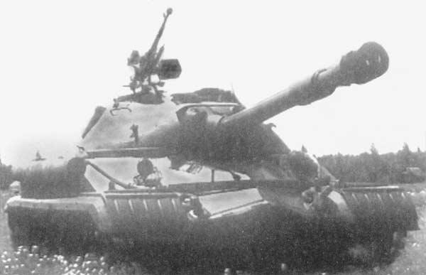 Тяжелый танк Т-10Б