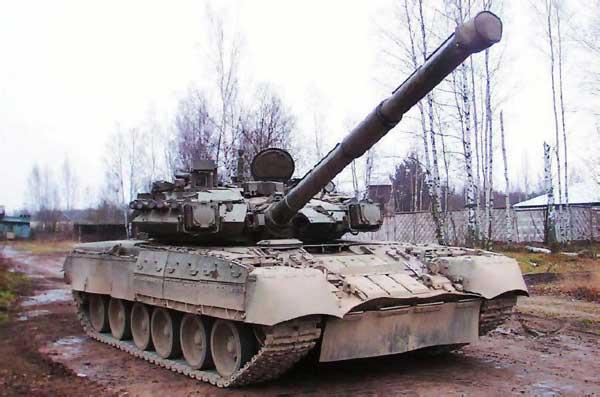 Основной танк Т-80УА («Объект 219АМ-1»)