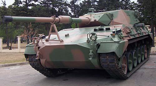танк ТАМ