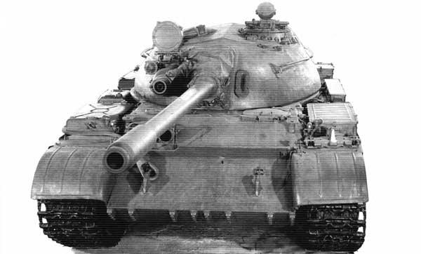 Огнемётный танк ТО-55