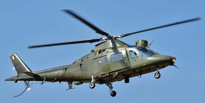 Вертолёт agusta westland aw109 power италия